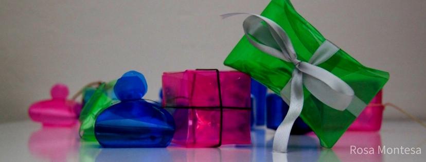 Rosa Montesa Cajas de regalo