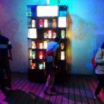 Laboratorio de medusas de plástico. Oceanogràfic Valencia