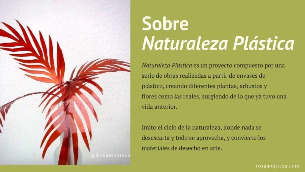 Sobre Naturaleza Plástica