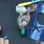 Talleres de reciclado de botellas de plástico para niños