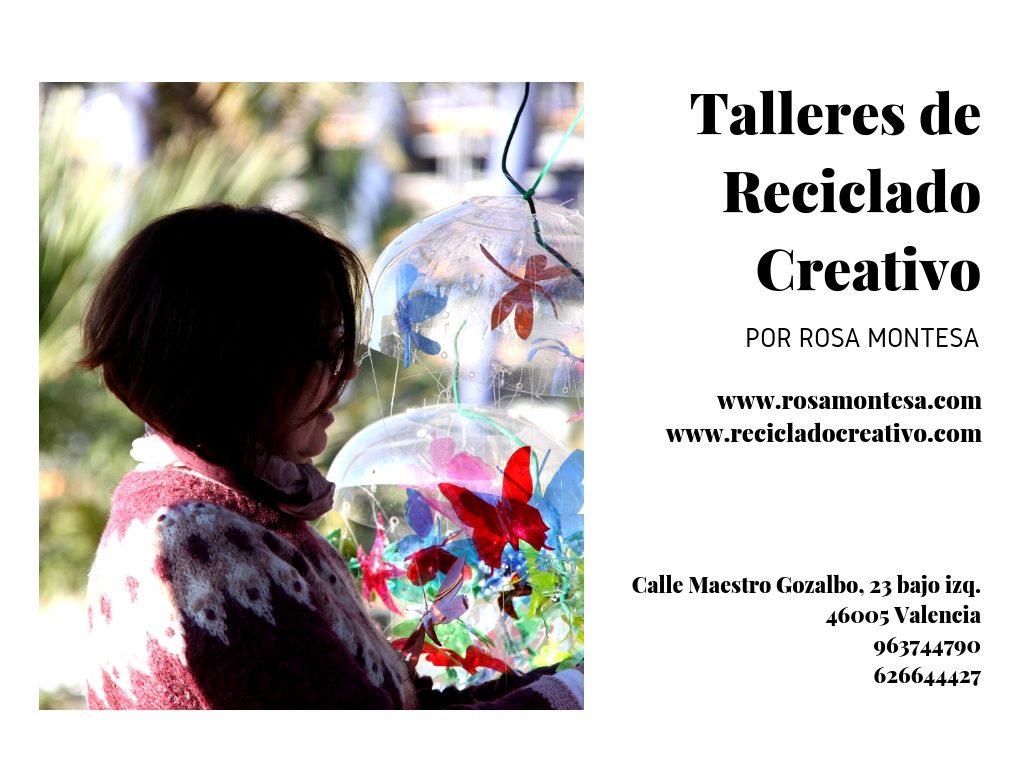 Talleres de Reciclado Creativo en el colegio La Purísima