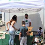 Talleres de reciclado para niños. La Marina. Valencia. Bioagradables