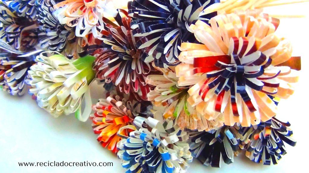 Russafart, flores con fotografías de Eva Ripoll
