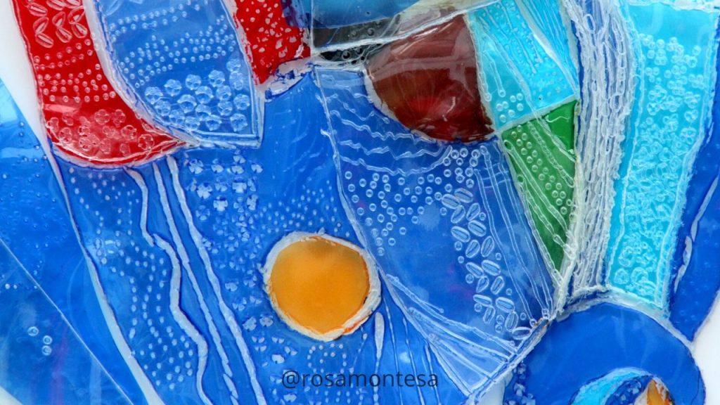 Pruebas de serigrafiado y soldado de botellas de plástico por RosaMontesa