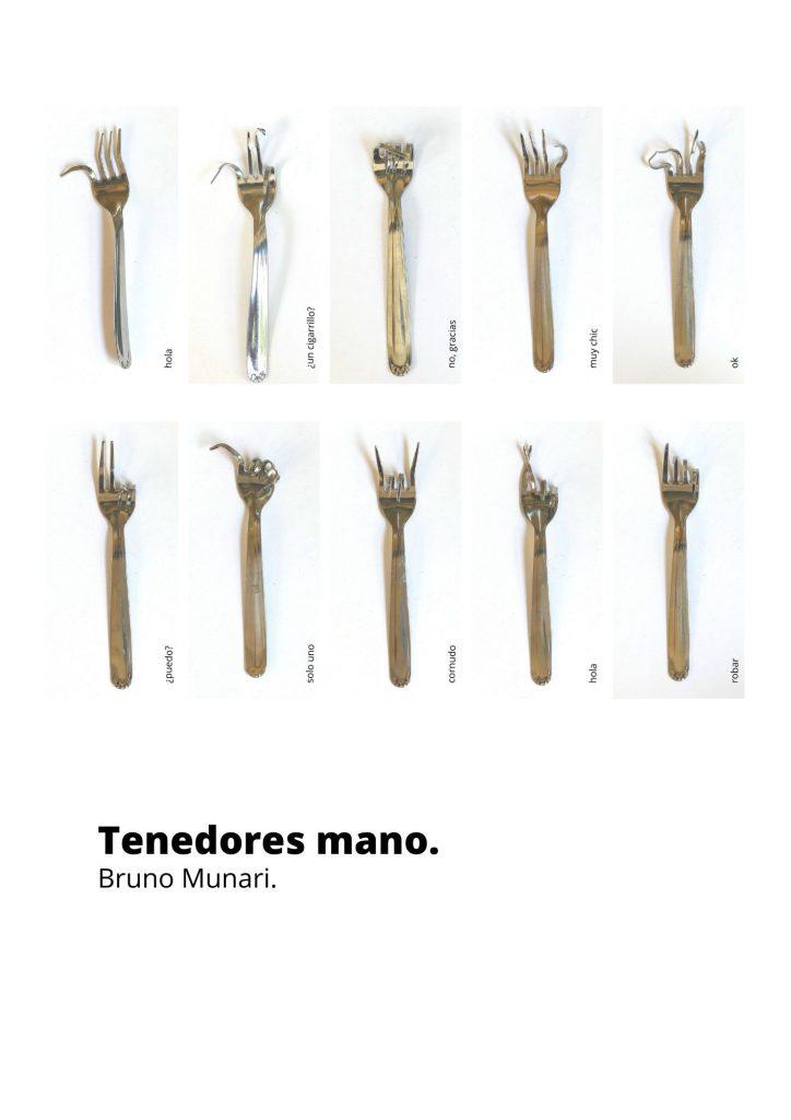 ¿Cómo nacen los objetos? Bruno Munari